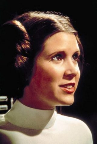 Carrie Fisher Passes