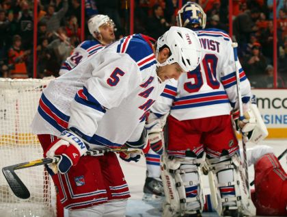 Why are the Rangers Struggling?