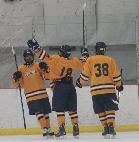 Mustang Hockey Season shows positivity for years to come