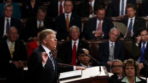 Trump Addresses a Joint Session of Congress