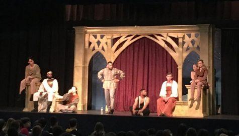 Shakespeare LIVE! Returns