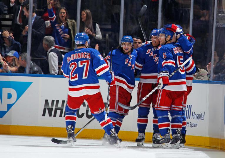 Credits to New York Rangers