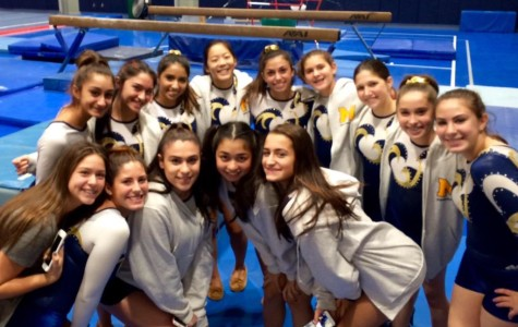 MHS Gymnastics Success