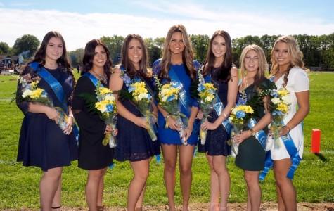 Marlboro High School's 2015 Homecoming Festivities