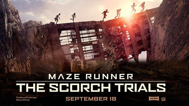 Credits to The Scorch Trials