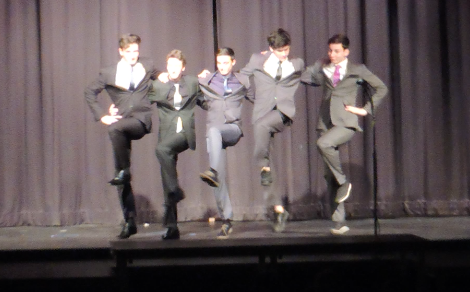Mr. MHS: A Night to Remember