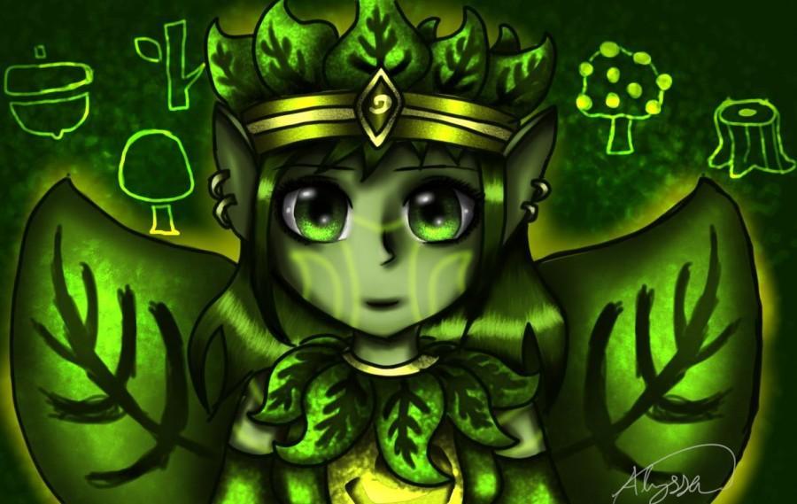 Elf Queen by Alyssa Cirillo