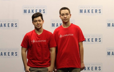Gabe Argush and Dean Dijour Featured on America's Greatest Makers