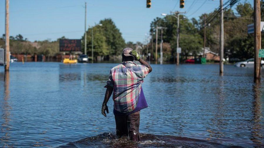 Hurricane Matthew Leaves Behind a Trail of Devastation