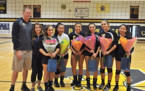 The Senior Girls Hit Their Final Spike: A Season Review
