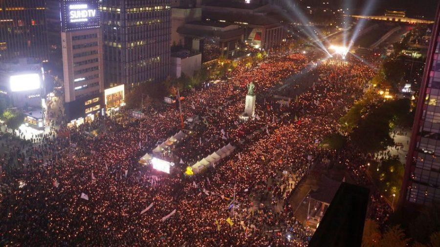 South Korea Protests End After Six Weeks