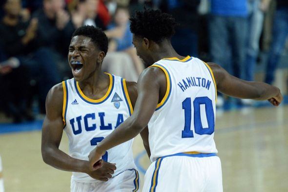 UCLA Rises to College Basketball Prominence