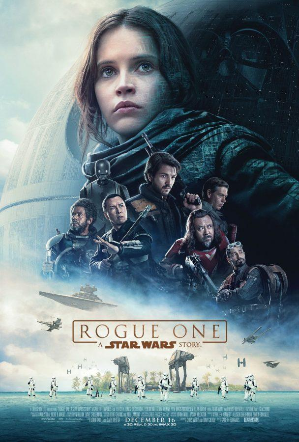Rogue One: A Star Wars Story is One With the Force