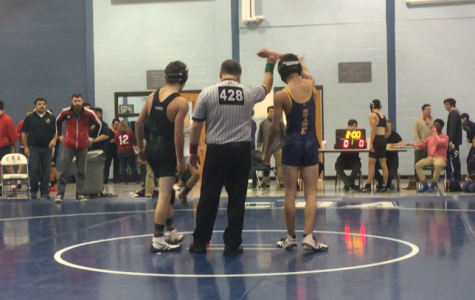 The Wrestling Team Begins a New Era