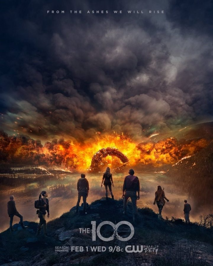 The 100 Returns For a Fourth Season