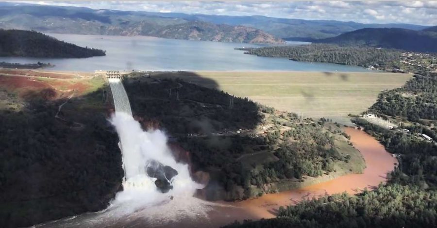 Chaos at the Oroville Dam