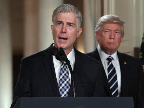 President Trump taps Neil Gorsuch for SCOTUS Spot