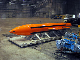 United States Drops MOAB on ISIS