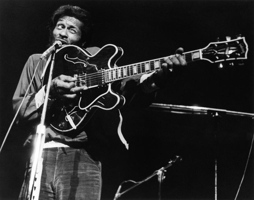 A Tribute to Chuck Berry