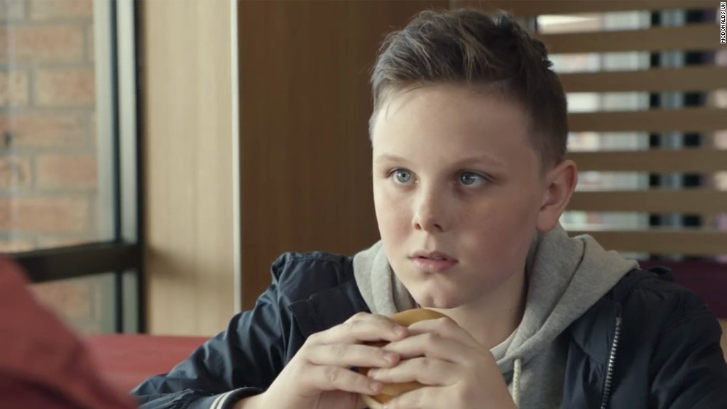 McDonald's Ad Yanked from The Air