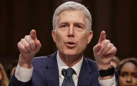 Gorsuch Confirmed to SCOTUS