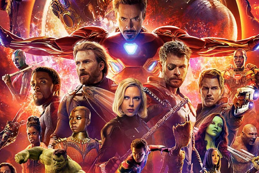 Avengers: Infinity War Dominates the Global Box Office