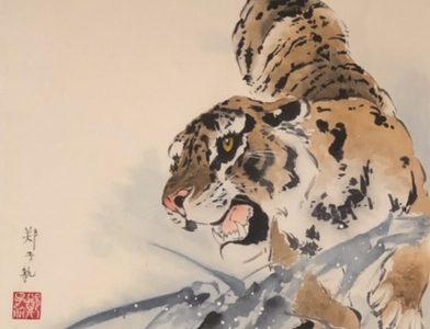 Tiger – Stanley Zheng