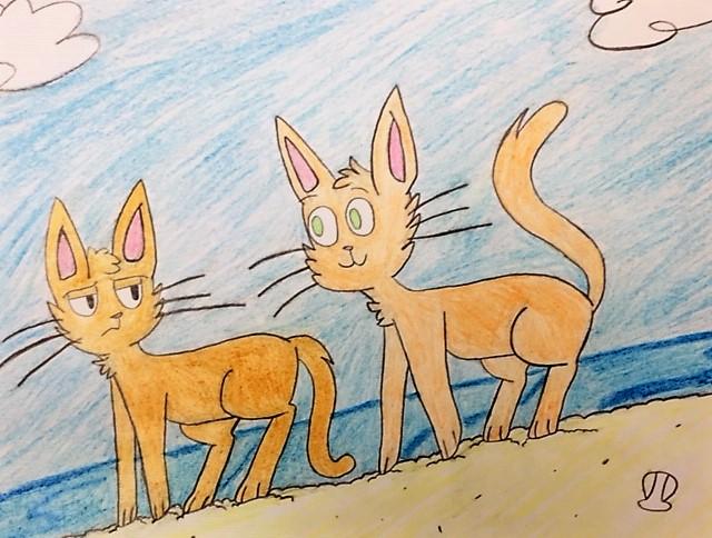 Cartoon Rendering - Dilara Akin