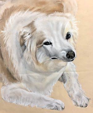 White Dog - Swetha Karthikeyan