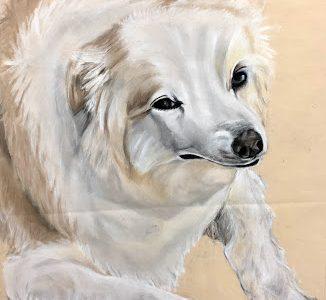 White Dog – Swetha Karthikeyan