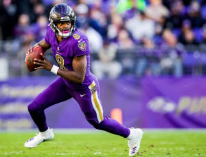 Lamar Jackson: History in the Making