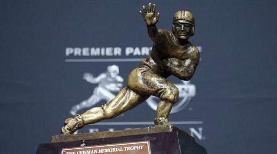 The 2019 Heisman Trophy
