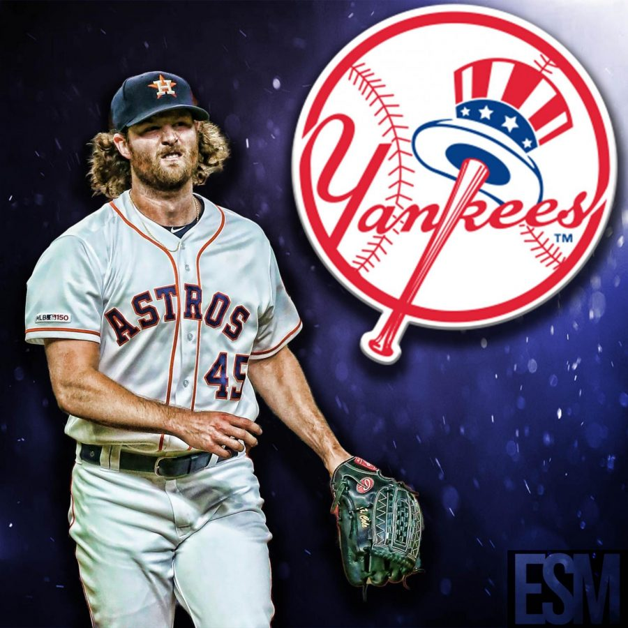 Gerrit+Cole+Makes+History%2C+Signs+%24324+Million+Contract+With+Yankees