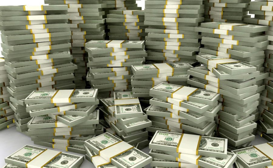 dollar stacks
