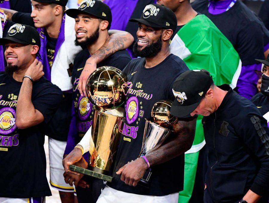 The NBA G.O.A.T Debate: LeBron James or Michael Jordan