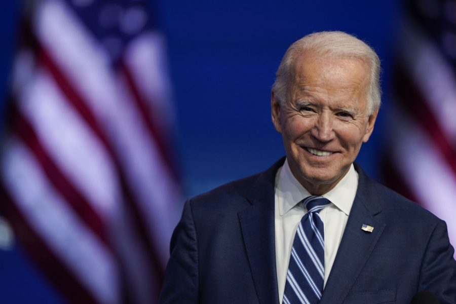 Joe Biden Plans for His Presidency