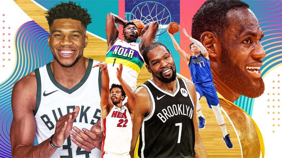 2020-21 NBA Standings, Awards Predictions