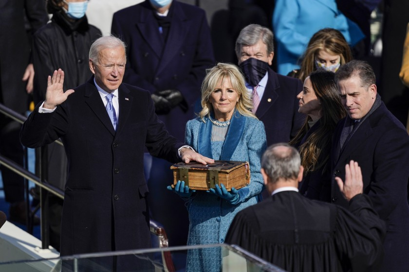 Everything You Need to Know About Joe Biden's Inauguration