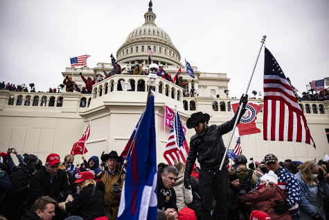 The Storming of the United States Capitol—A Moment to Remember