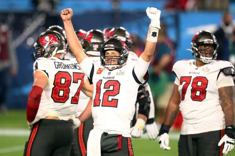 Tampa Bay Buccaneers Win Super Bowl LV